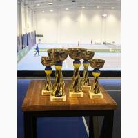 Уроки большого тенниса для детей «Marina tennis club»