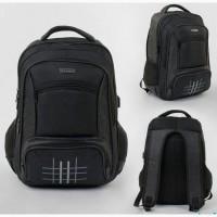 Городской/школьный рюкзак, usb-кабель, мягкая спинка, отделение под ноут