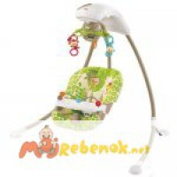 Прокат качели Fisher Price Rainforest Friends