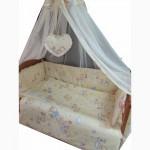 Акция! Постельный набор в кроватку Элит 10 эл. оптом и в розницу