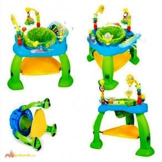 Прыгунки с игровым центром 696 Huile Toys