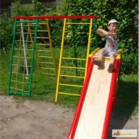 Детский игровой комплекс, спортивный уголок для детей Лидер