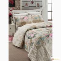 Купить покрывало на кровать Eponj Home Angel бежевое 200 220