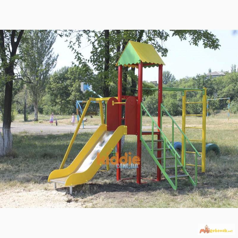 Фото 4. Игровые комплексы и детские площадки от производителя