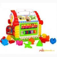 Развивающая игрушка Теремок 739 Huile Toys