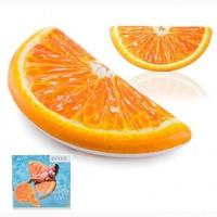 Надувной матрас Долька апельсина Интекс бесплатная доставка
