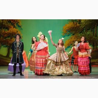 Обучение театральному мастерству детей и подростков