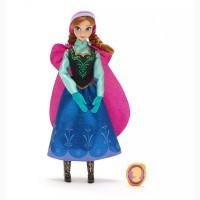 Кукла Анна с подвеской Дисней