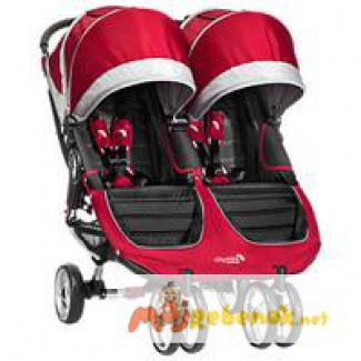 Коляска для двойни Baby Jogger City Mini GT Double