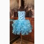 Праздничное платье на 6-7 лет