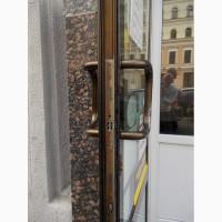 Замена оконной фурнитуры Киев, переделка окон с поворотных на поворотно- откидные