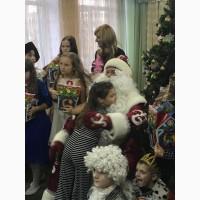 Дед Мороз на дом вызов визит Киев