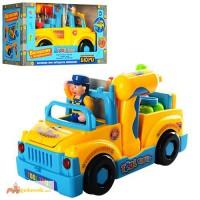 Машинка с набором инструментов 789 Huile Toys