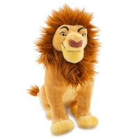Мягкая игрушка Страж Лев, Король Лев 36 см