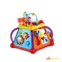 Развивающая игрушка «Маленькая вселенная» 806 Huile Toys