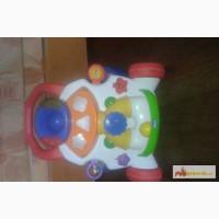 Продам ходунки-толкатель CHICCO - 450 грн