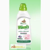 Эко-гель для стирки деликатных вещей Winni s (750 мл.)