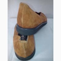 Туфли для девочки «лодочка» замшевые, новые. Безопасная покупка