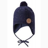 Новинка. Зимняя шерстяная шапка для мальчика Reima. Размер 46