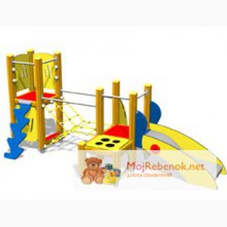 Детские площадки, игровые и спортивные комплексы
