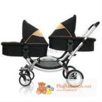 Продам коляску для двойни ABC Design Zoom бу