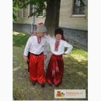 Казак, украинский национальный костюм (7-11лет). Костюм - только прокат!