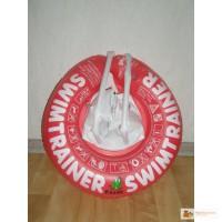 Продам круг swimtrainer красный