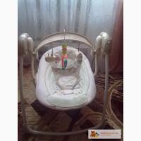 Продам б/у кресло качель для деток