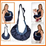 Самая лучшая альтернатива любому слингу - это слинг-сумка