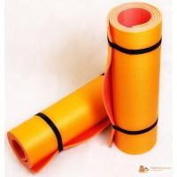 Коврик ижевский (каремат) Изолон Tourist Profi (8 мм, 180 x 60 см, 66 кг/м3, двуцвет)