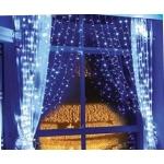 Светящиеся шторы 2х1 метра , световое оформление витрин .