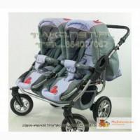 Продам коляску для двойни TAKO JUMPER DUO 3200 грн