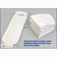 Вкладыш СУПЕР-БАМБУК 5 слоев для многоразовых подгузников