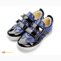 Детская кожаная обувь от производителя
