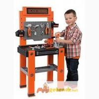Детская мастерская Smoby BlackDecker 360700