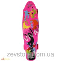 Penny Board (Пенни борд) VIVA розовый