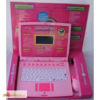 Детский обучающий ноутбук 7161 с цветным экраном Joy Toy