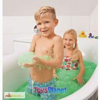 Новина! Желе/Сніг для ванни Gelli Baff / Glibbi 60л