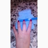 Рукавички дитячі блакитні