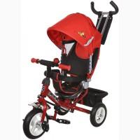Велосипед 3-х колесный Mini Trike 950D надувные колеса красный/черный