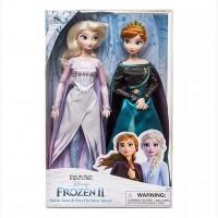 Набор кукол Frozen-2 - Королева Анна и Снежная королева Эльза, Disney