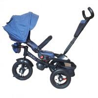 Велосипед триколісний Mini Trike T400-17 JEANS