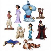 Игровой набор фигурок Deluxe - Аладдин от Disney