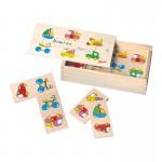 Развивающие натуральные деревянные игрушки от Bino от 143 грн