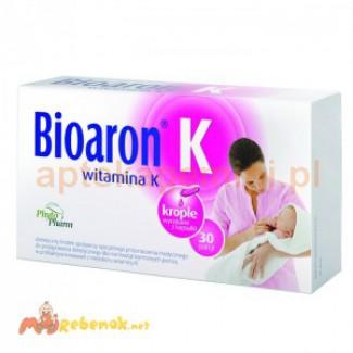 Bioaron вітамін к