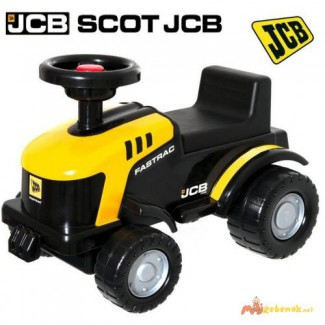 Каталка-толокар Трактор JCB Tractor Ride On
