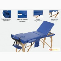 Массажный стол 3-х секционный Body Fit