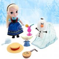 Кукла мини малышка Эльза