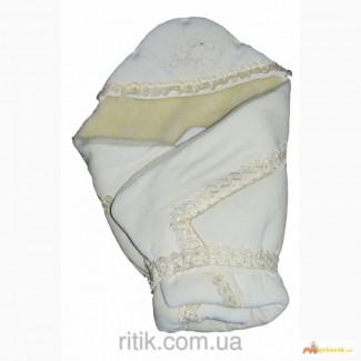 Плед-конверт Baby на овчине (90-90) ТМ Нарру ТоТ