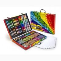 Большой набор для рисования Crayola 140 предметов